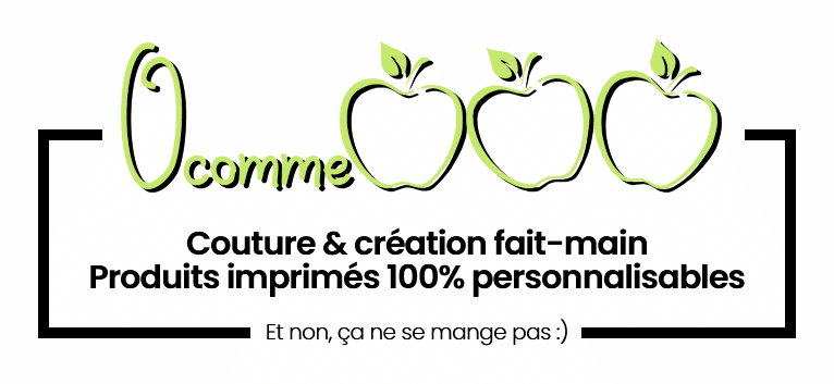 O comme 3 pommes